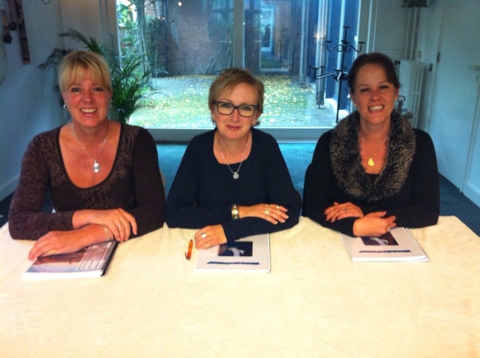 Geslaagde Transformatie Coaches bij NEM Academy Breda